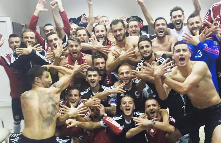 Dy ndeshje në katër ditë, Shqipëria si një klub për kalendarin e ndeshjeve