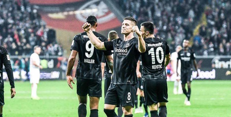 Ervin Skela ndjek nga afër Frankfurtin në Bundesligë, vijnë 7 gola për…kënaqësinë e tij!