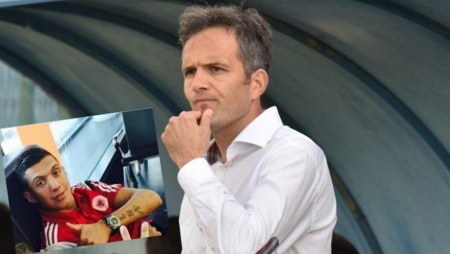 Ekskluzive/ Trajneri i Lokomotivës së Zagrebit: Uzunin vendose ku të duash, në kokën e tij vetëm futbolli