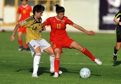 Jehonë shqiptare edhe në futbollin e femrave, Gentiana Roçi bën hapin e madh