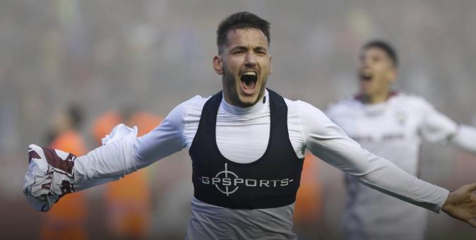 Manaj zgjidh ndeshjen, trajneri i Albacetes e vlerëson: Ai është një sulmues i madh