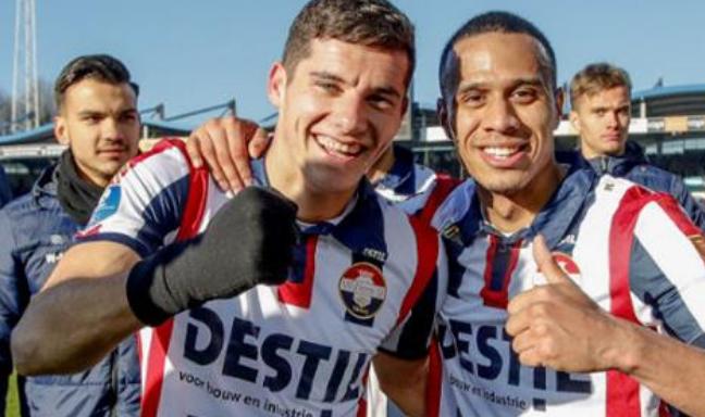 Ka luajtur me Greqinë dhe shënoi në debutim në Holandë,Vrushaj: Vij nga Shqipëria!