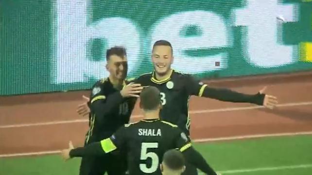 """""""Serxho"""" Rrahmani/ Statistika e çuditshme, mbrojtësi ka aq gola sa sulmuesi i Kosovës"""