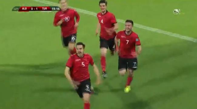 Shqipëria U-21 shkëlqen e gjitha në Elbasan, gjyqtari dhe Turqia na vjedh 3 pikët