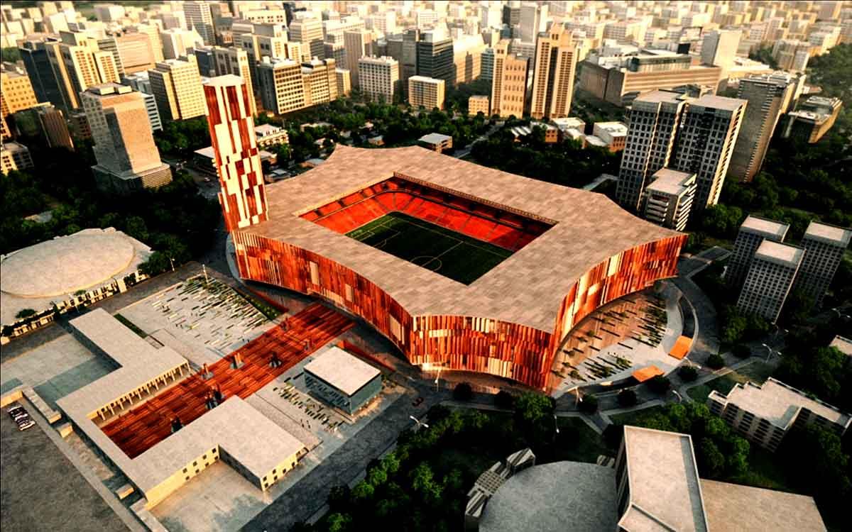 """Ja se kur përfundon ndërtimi i """"Arenës Kombëtare"""", ka një problem për ndeshjen e shtatorit"""