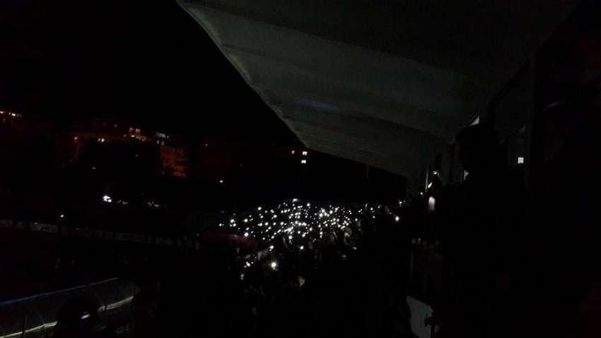 Alarm i rremë për tërmetin e madh në Shqipëri, ndizen dritat e stadiumit në kryeqytet