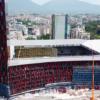 """Brenda stadiumit """"Arena Kombëtare"""", shihini pamjet e fundit nga shtëpia e re e Shqipërisë"""
