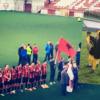 Ekipi i vetëm shqiptar në Greqi, thërret lojtarët për t'i dhënë fanellën që peshon shumë