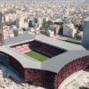 """Zbardhet axhenda për inagurimin """"Air Albania Stadium"""", i pranishëm edhe legjenda Françesko Toti"""