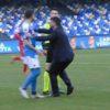VIDEO/ Penalltia zgjon anën shqitare të Hysajt, ndërhyn Gatuso për ta qetësuar